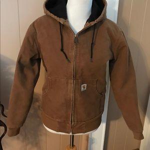 Carhartt Jackets & Coats - Carhartt for Women Hooded Jacket Size Small